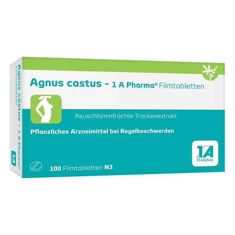 Agnus castus-1A Pharma  bei juvalis.de bestellen
