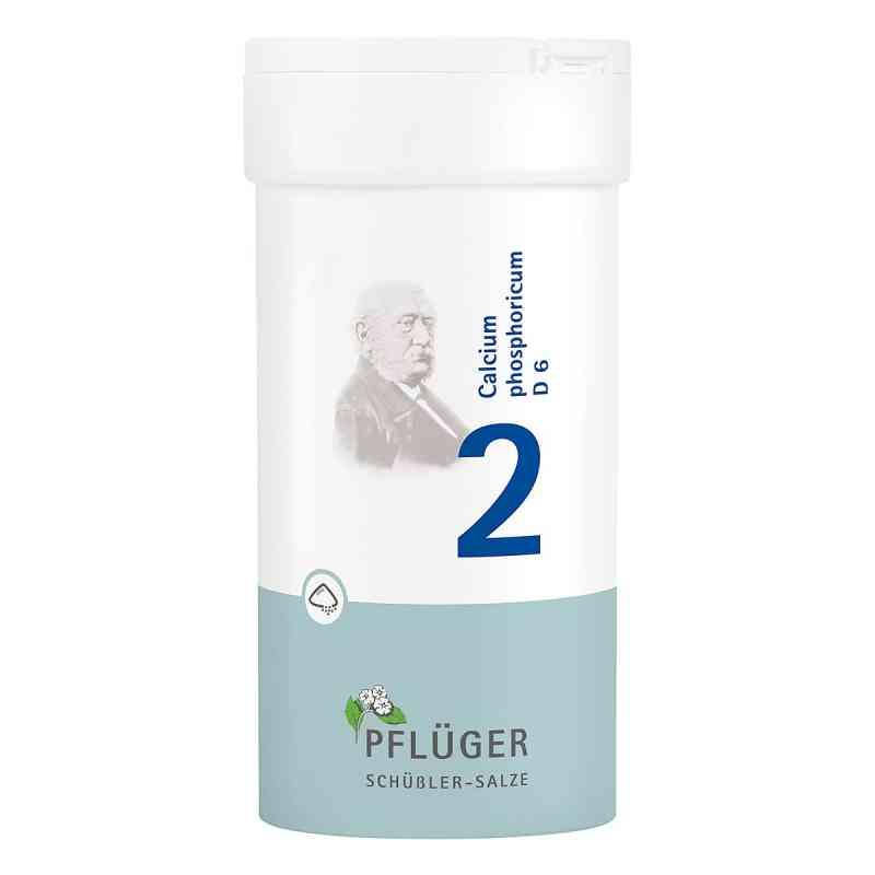 Biochemie Pflüger 2 Calcium phosphoricum D6 Pulver  bei juvalis.de bestellen