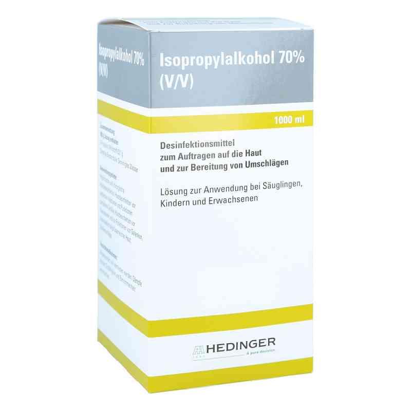 Isopropylalkohol 70% Hedinger  bei juvalis.de bestellen