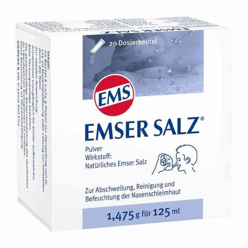 Emser Salz im Beutel 1,475g  bei juvalis.de bestellen
