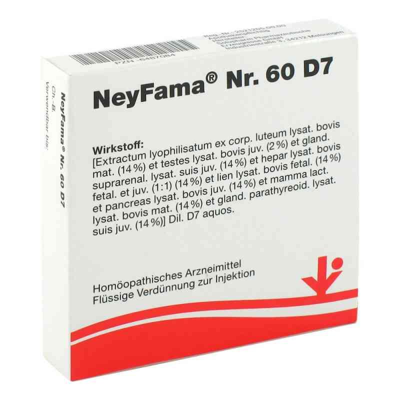 Neyfama Nummer 6 0 D7 Ampullen  bei juvalis.de bestellen