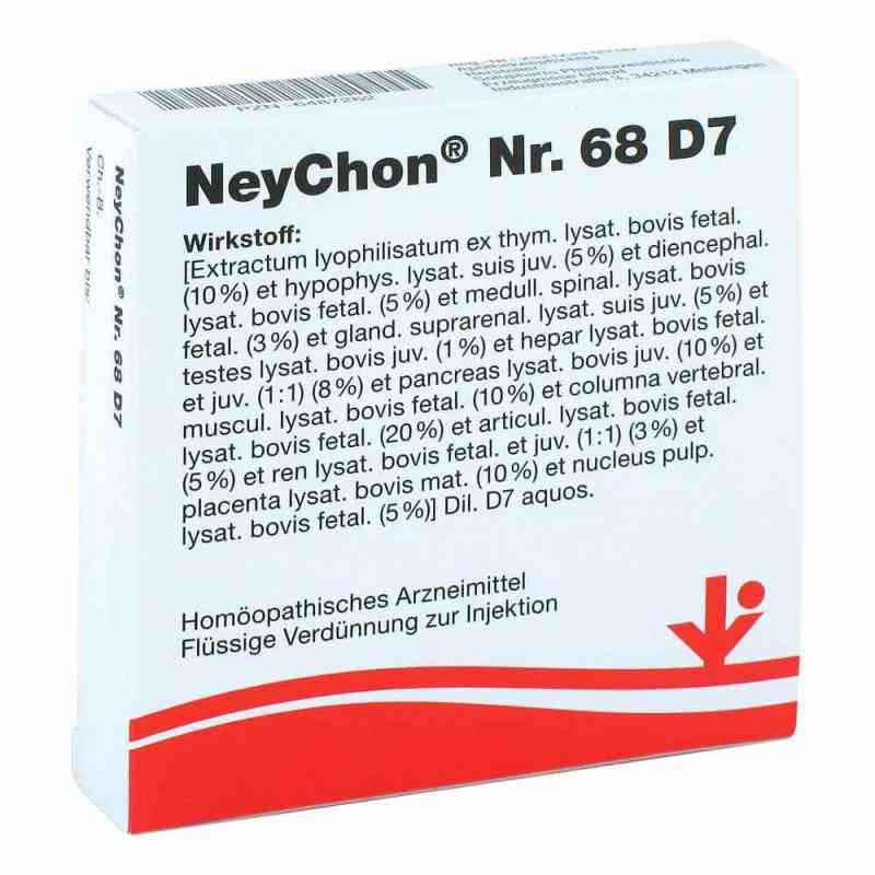 Neychon Nummer 6 8 D7 Ampullen  bei juvalis.de bestellen