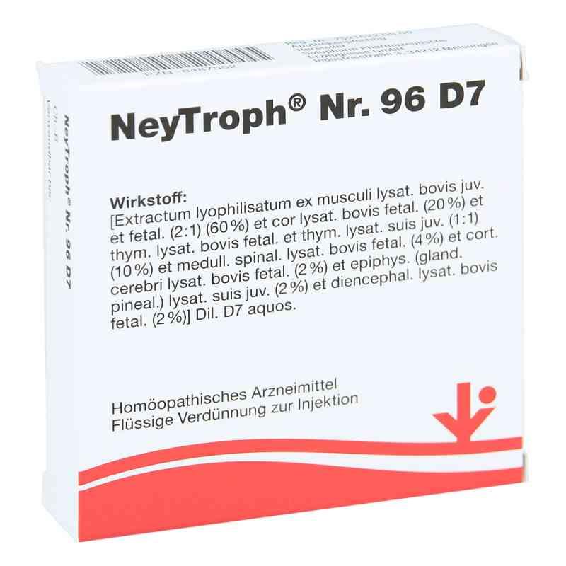Neytroph Nummer 9 6 D7 Ampullen  bei juvalis.de bestellen