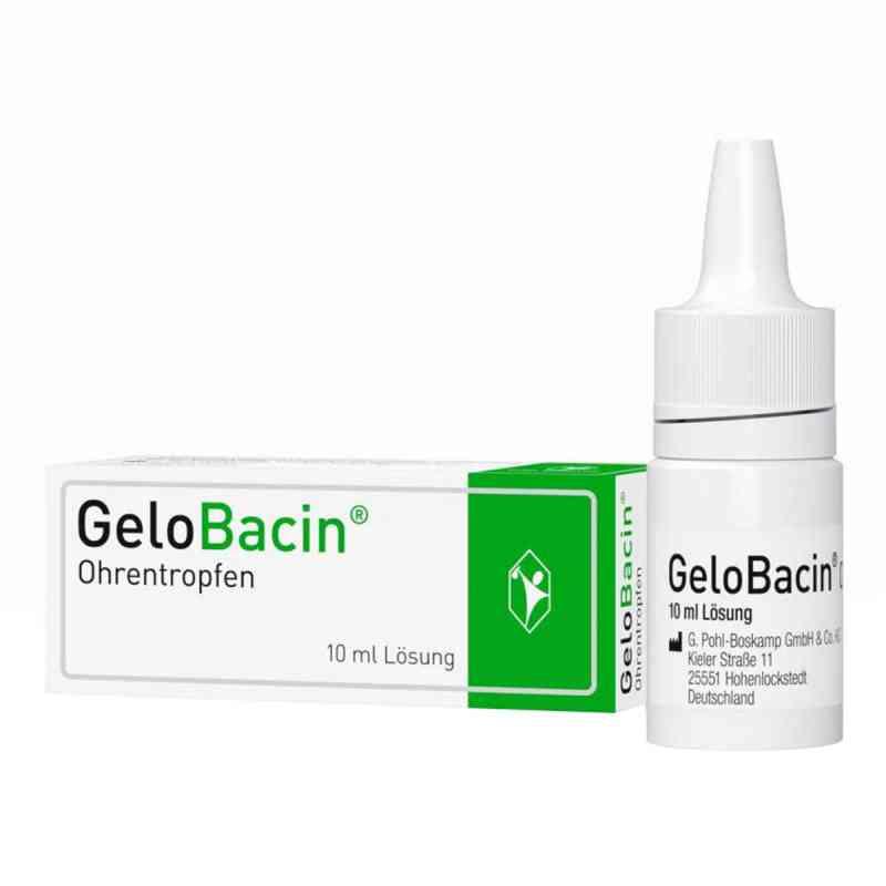 Gelobacin Ohrentropfen  bei juvalis.de bestellen