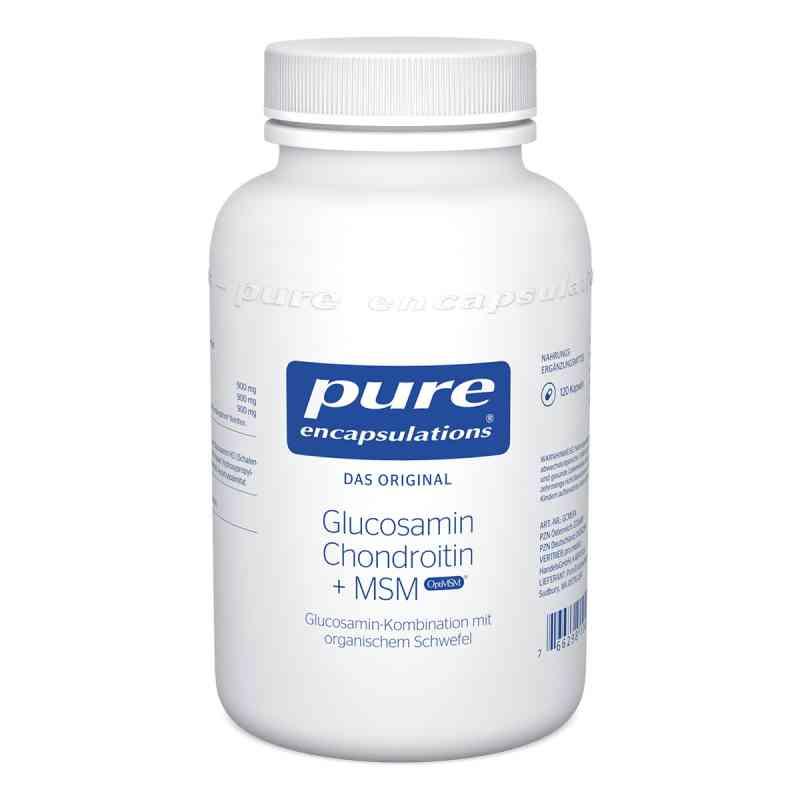 Pure Encapsulations Glucosamin+chondr.+msm Kapseln  bei juvalis.de bestellen