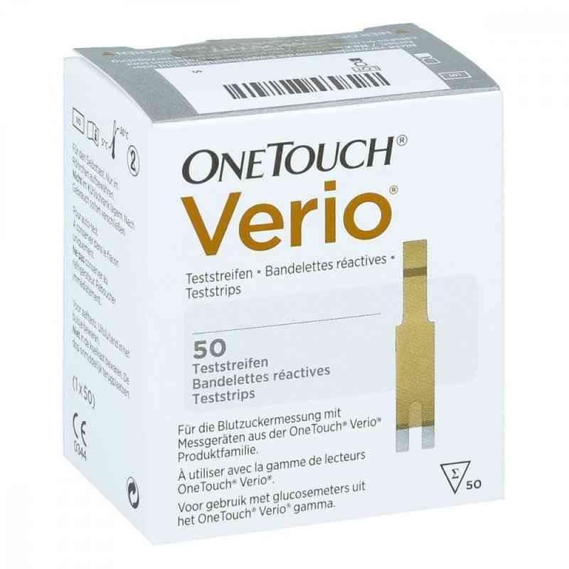 One Touch Verio Teststreifen  bei juvalis.de bestellen