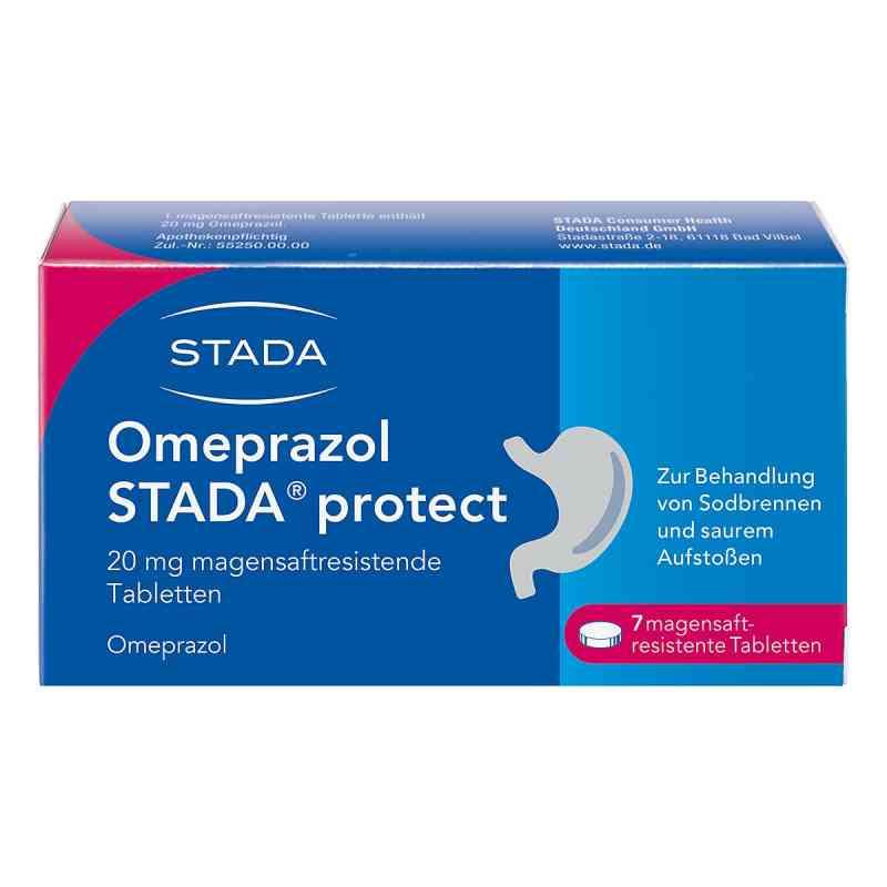 Omeprazol STADA protect 20mg  bei juvalis.de bestellen