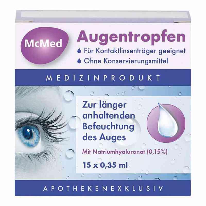 Mcmed Augentropfen Einzeldosispipetten  bei juvalis.de bestellen