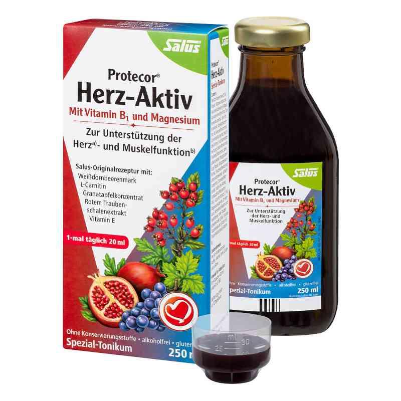 Protecor Herz Aktiv Spezial-tonikum  bei juvalis.de bestellen