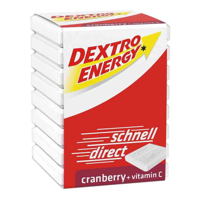 Dextro Energy Cranberry Ltd.edition  bei juvalis.de bestellen