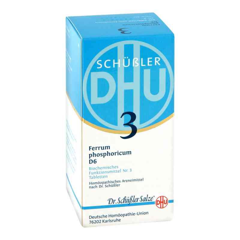 Biochemie Dhu 3 Ferrum phosphorus D6 Tabletten  bei juvalis.de bestellen