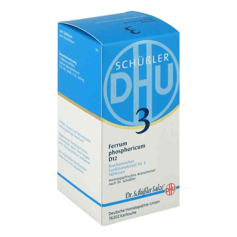 Biochemie Dhu 3 Ferrum phosphorus D12 Tabletten  bei juvalis.de bestellen