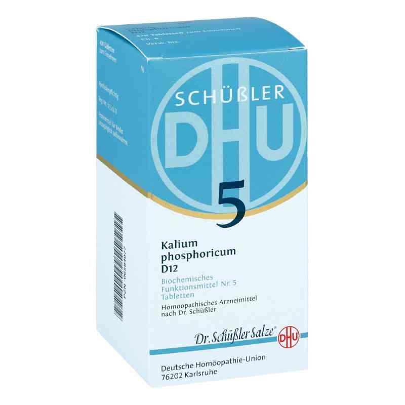 Biochemie Dhu 5 Kalium phosphorus D12 Tabletten  bei juvalis.de bestellen
