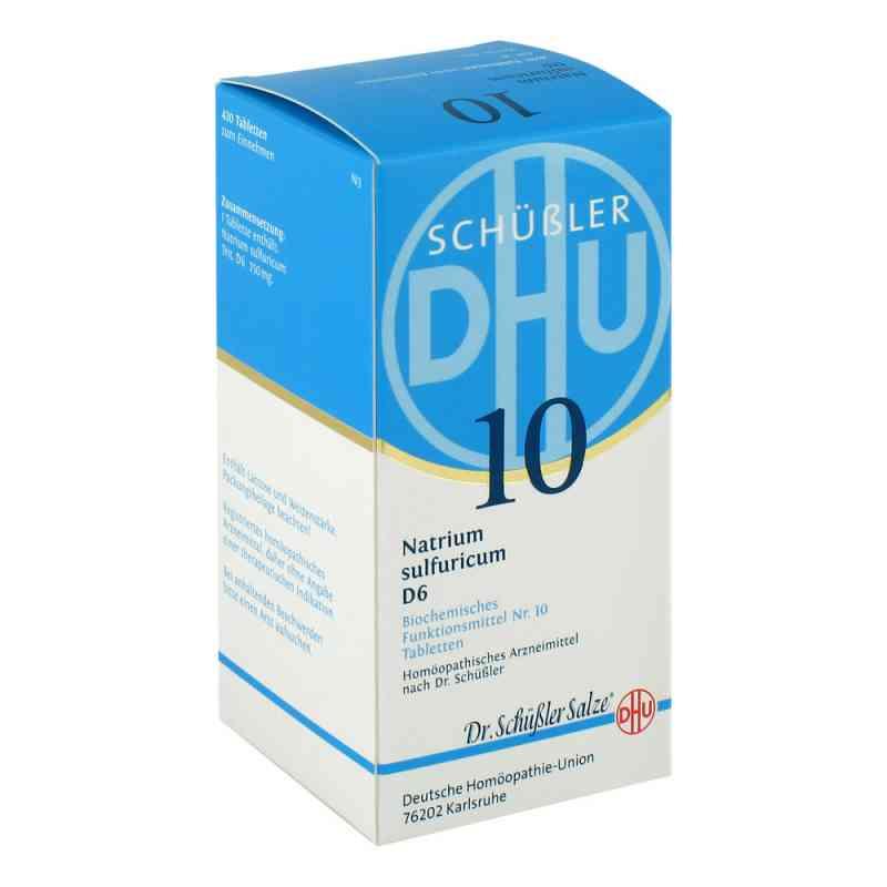 Biochemie Dhu 10 Natrium Sulfur D6 Tabletten  bei juvalis.de bestellen