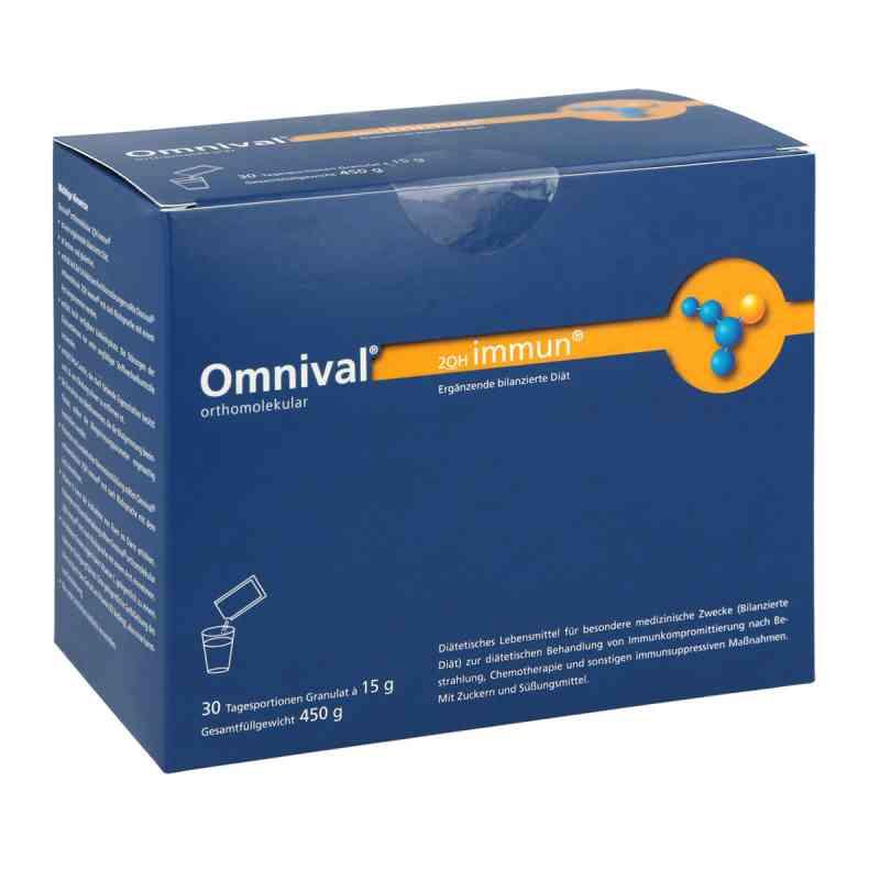 Omnival orthomolekul.2OH immun 30 Tp Granulat  bei juvalis.de bestellen