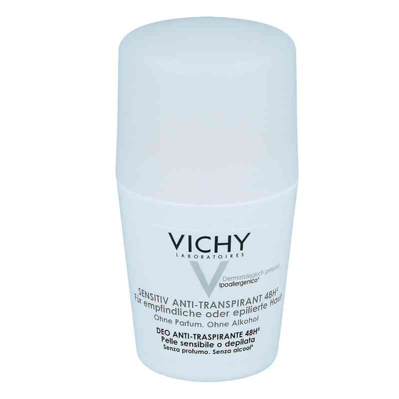 Vichy Deo Roll on Sensitiv Anti Transpirant 48h  bei juvalis.de bestellen