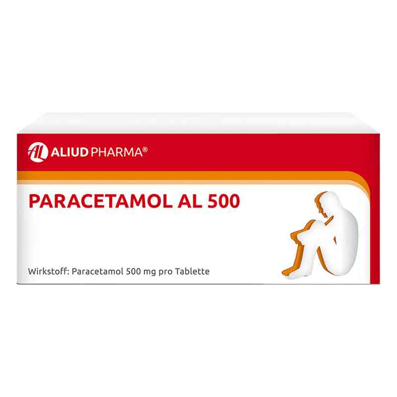 Paracetamol AL 500  bei juvalis.de bestellen