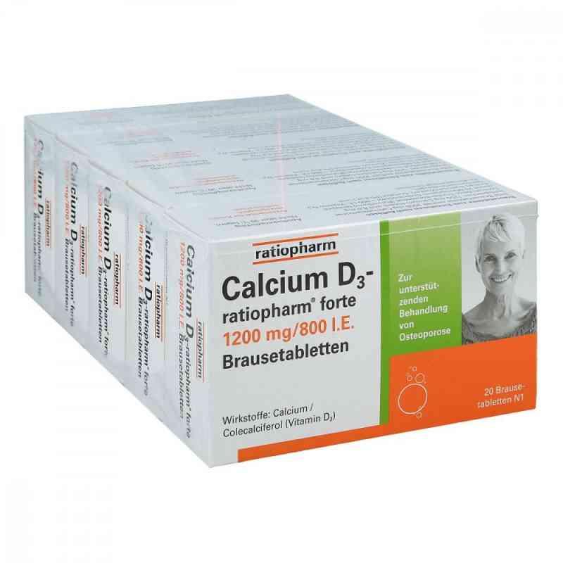 Calcium D3-ratiopharm forte  bei juvalis.de bestellen