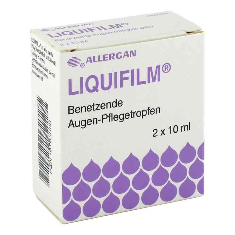 Liquifilm Benetzende Augen Pflegetropfen  bei juvalis.de bestellen