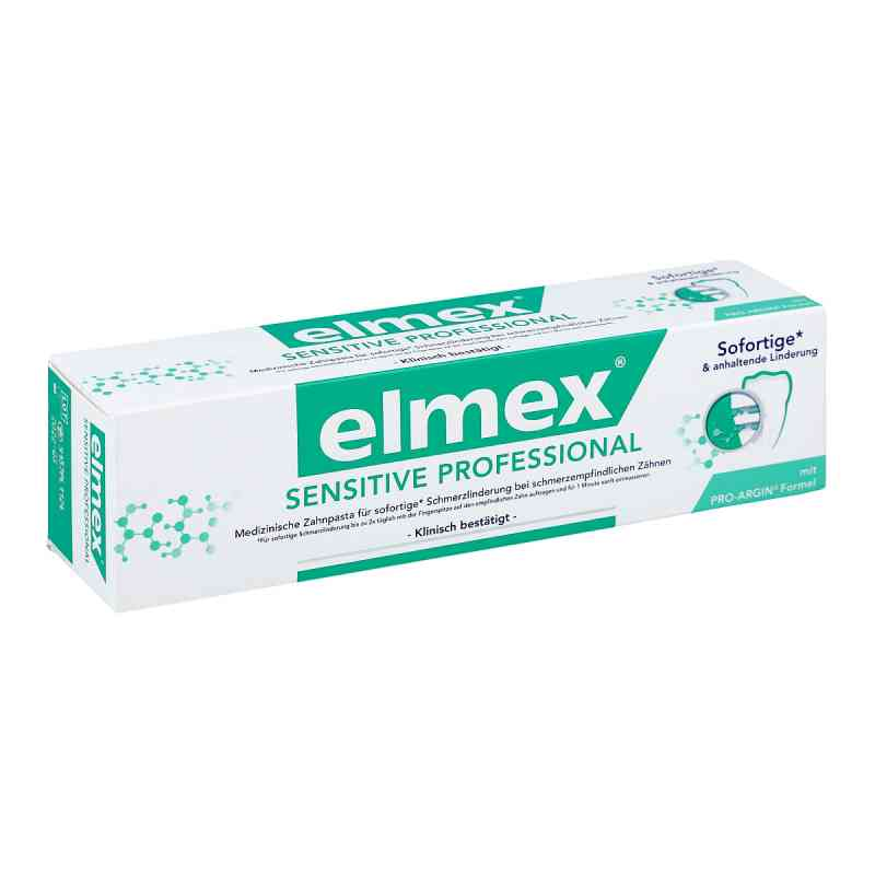 Elmex Sensitive Professional Zahnpasta  bei juvalis.de bestellen