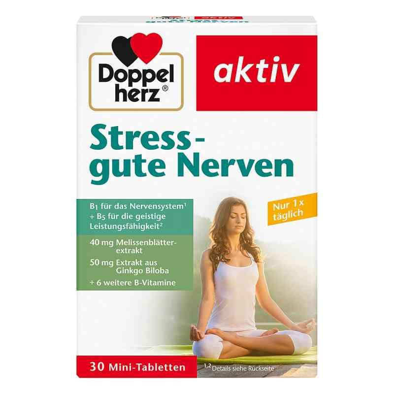 Doppelherz Stress gute Nerven Tabletten  bei juvalis.de bestellen