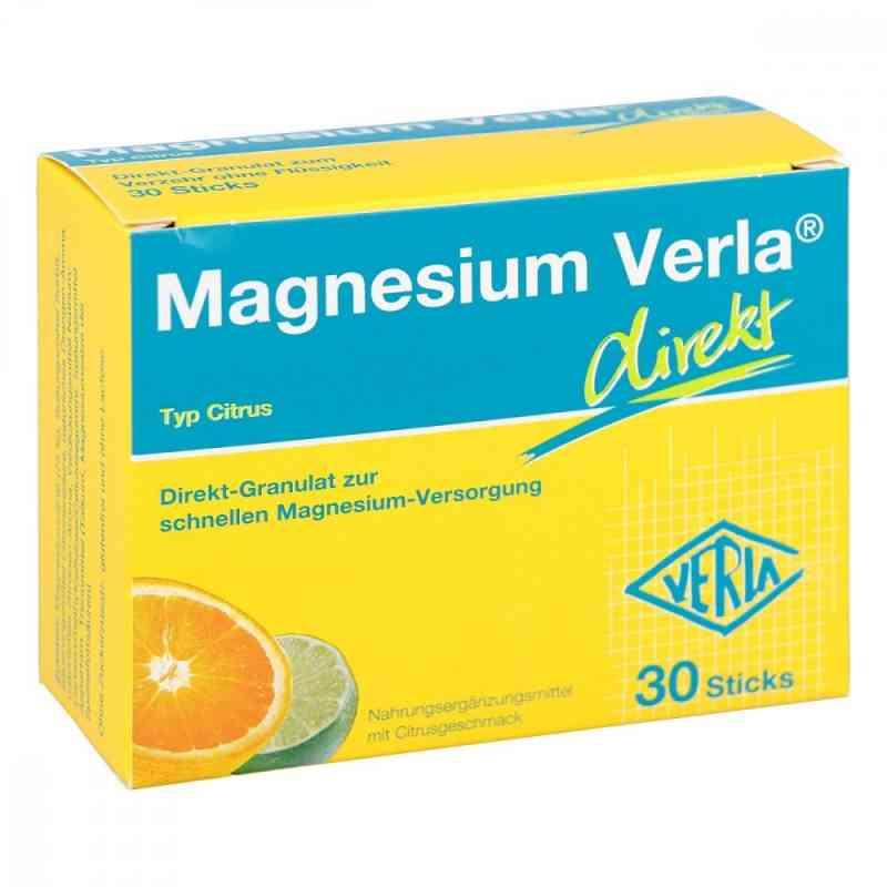 Magnesium Verla direkt Granulat Citrus  bei juvalis.de bestellen