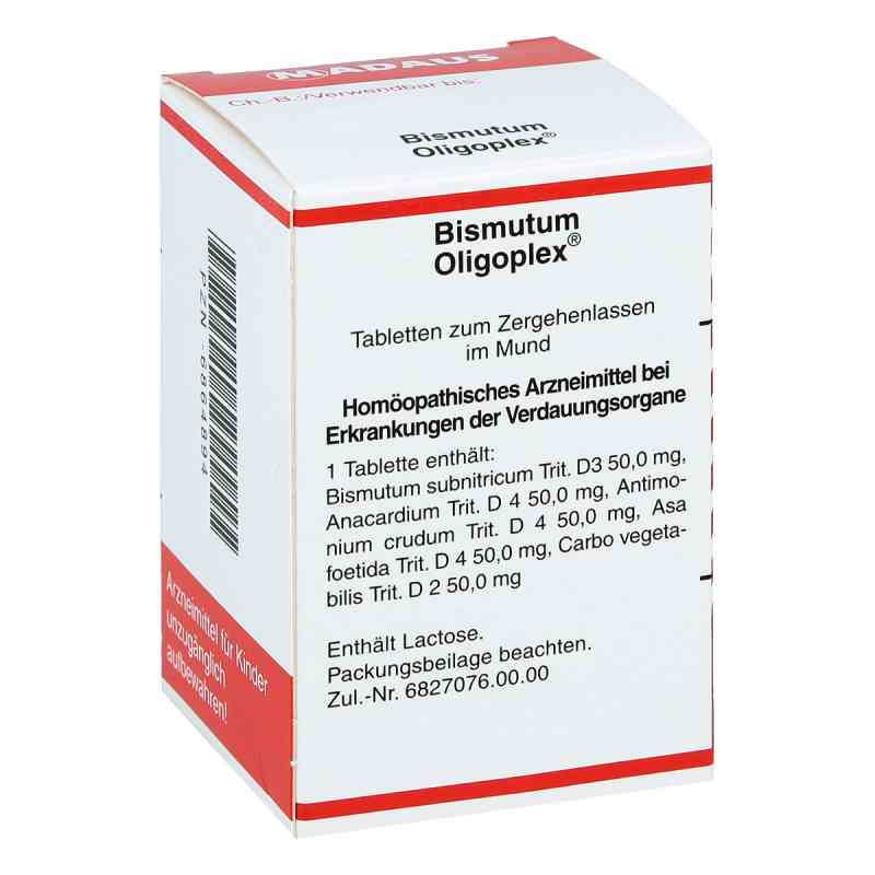 Bismutum Oligoplex Tabletten  bei juvalis.de bestellen