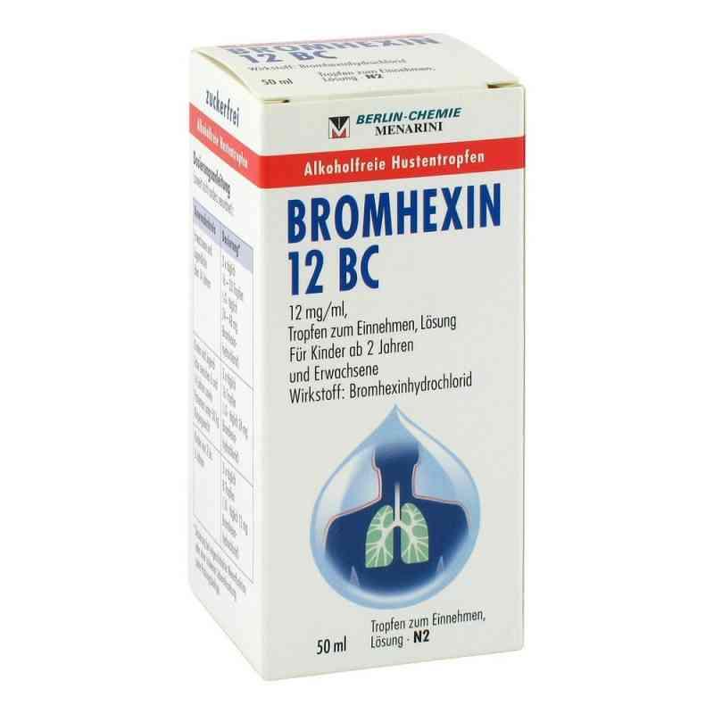 BROMHEXIN 12 BC  bei juvalis.de bestellen