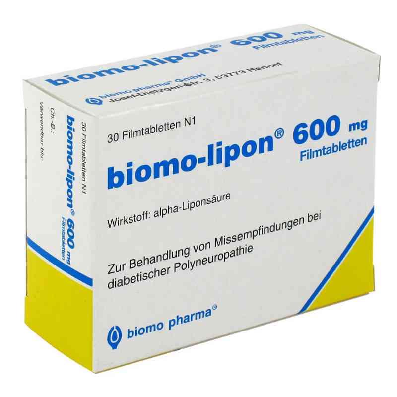 Biomo-Lipon 600  bei juvalis.de bestellen