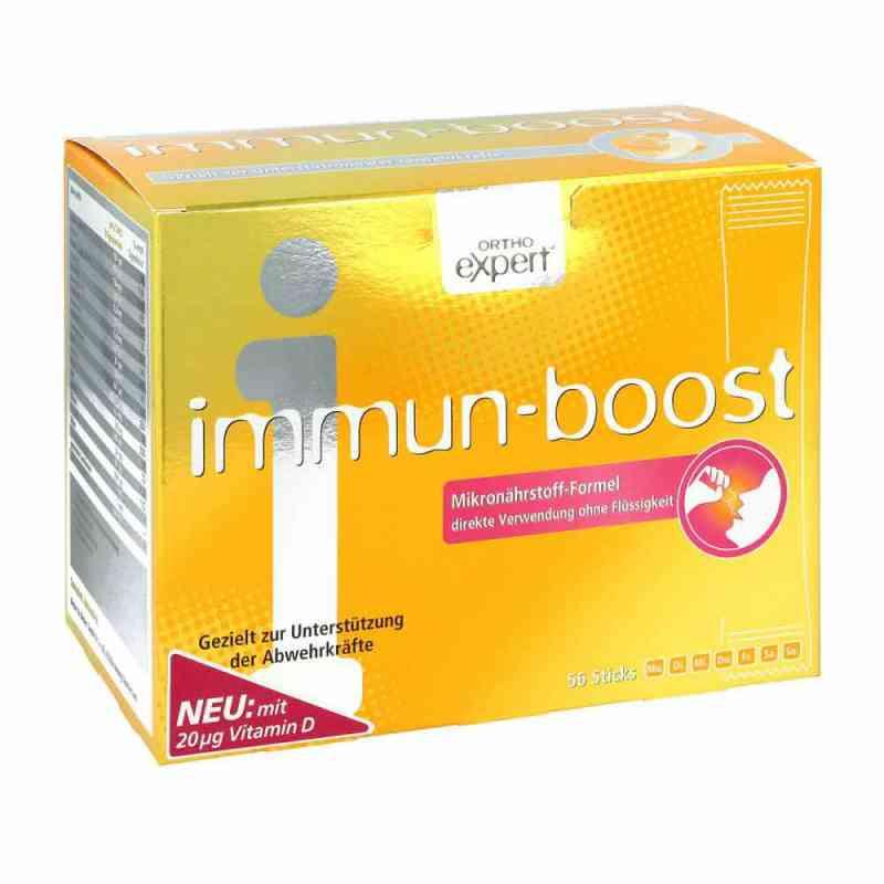 Immun-boost Orthoexpert Direktgranulat  bei juvalis.de bestellen