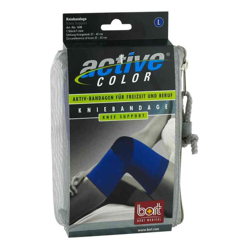 Bort Activecolor Kniebandage large blau  bei juvalis.de bestellen
