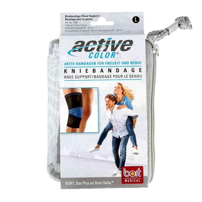 Bort Activecolor Kniebandage large schwarz  bei juvalis.de bestellen