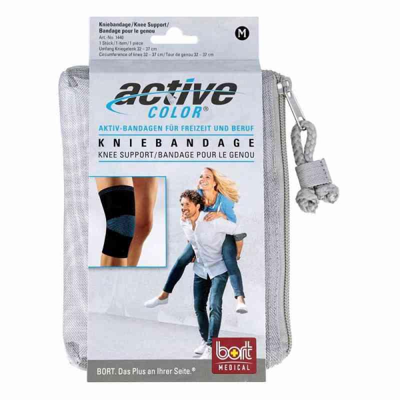 Bort Activecolor Kniebandage medium schwarz  bei juvalis.de bestellen