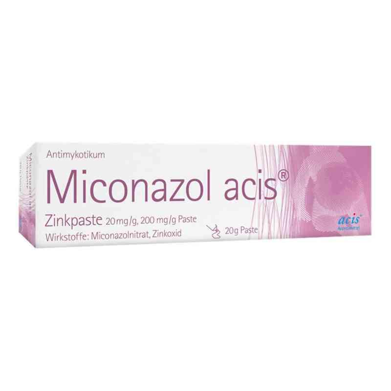 Miconazol acis Zinkpaste  bei juvalis.de bestellen