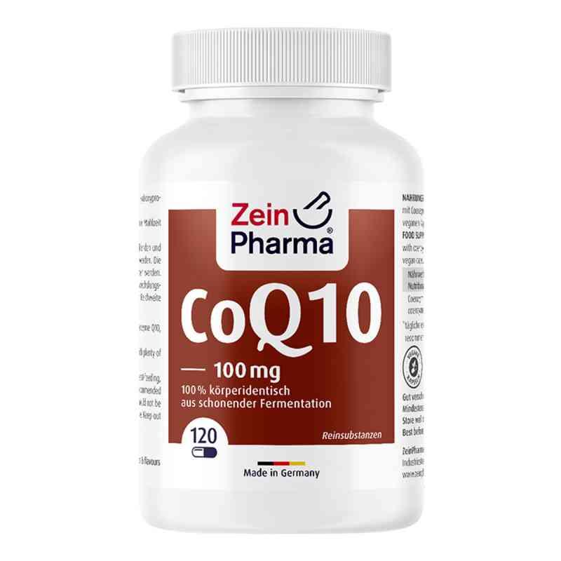 Coenzym Q10 100 mg Kapseln  bei juvalis.de bestellen