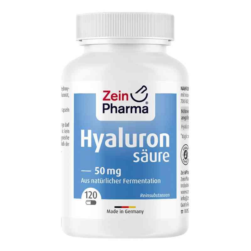 Hyaluronsäure 50 mg Caps  bei juvalis.de bestellen