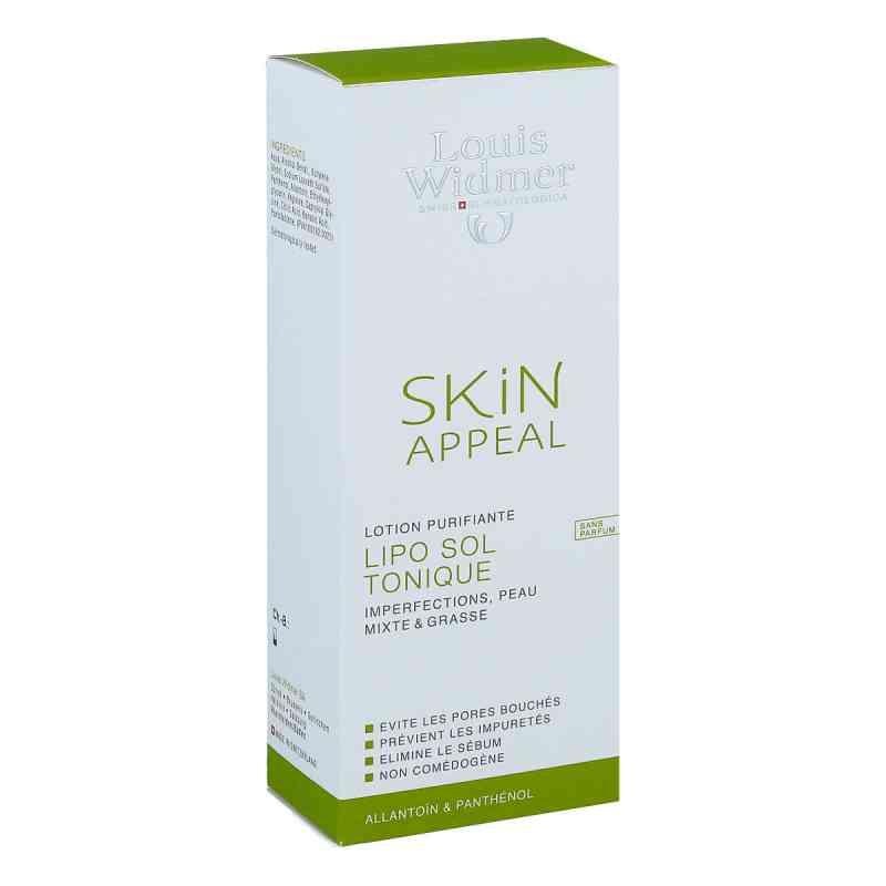 Widmer Skin Appeal Lipo Sol Tonique  bei juvalis.de bestellen