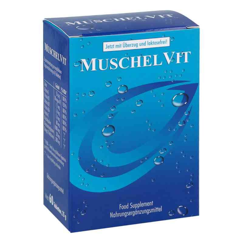 Muschel Vit Tabletten  bei juvalis.de bestellen
