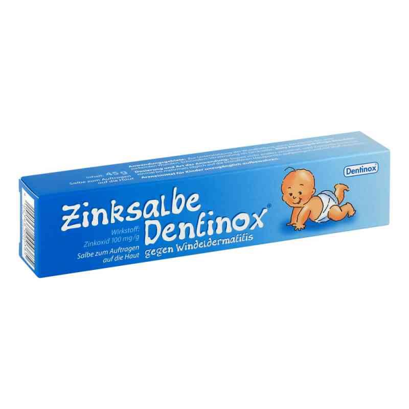 Zinksalbe Dentinox  bei juvalis.de bestellen