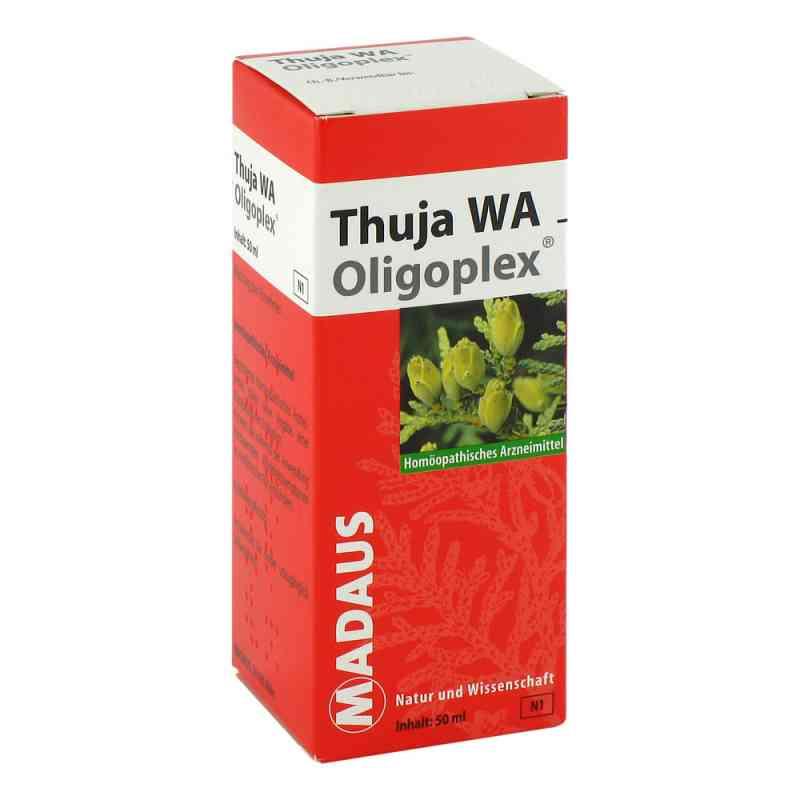 Thuja Wa Oligoplex Lösung  bei juvalis.de bestellen
