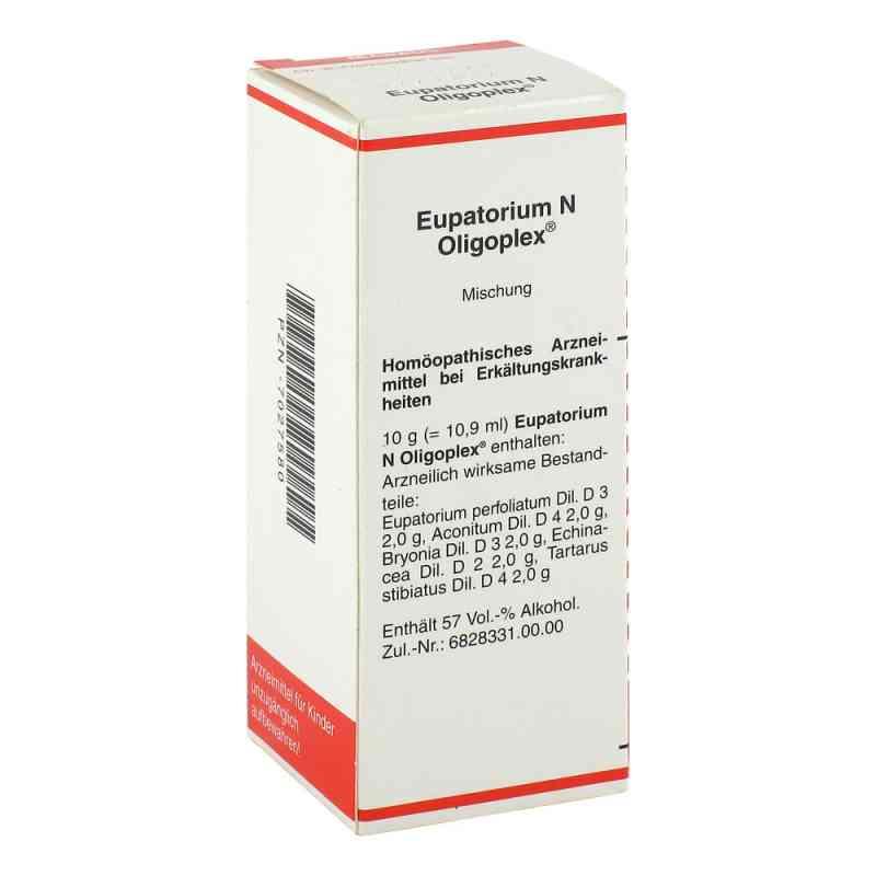 Eupatorium N Oligoplex Liquidum  bei juvalis.de bestellen