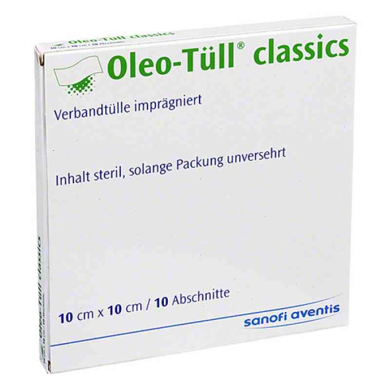 Oleo Tüll Classics 10x10 cm  bei juvalis.de bestellen