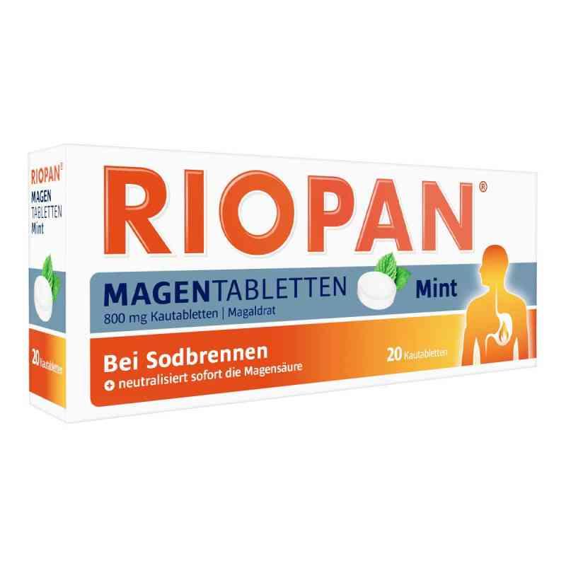 Riopan Magen Tabletten Mint  bei juvalis.de bestellen