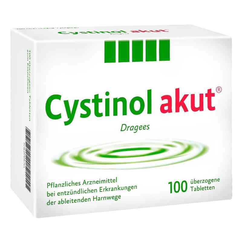 Cystinol akut Dragees  bei juvalis.de bestellen