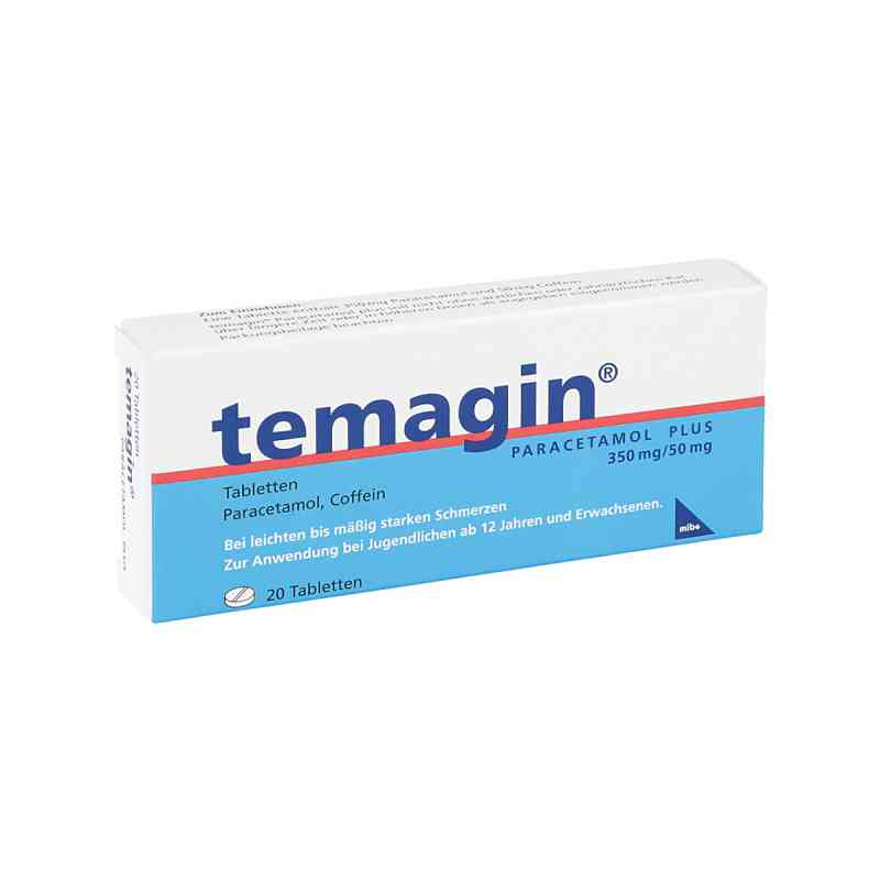 Temagin Paracetamol plus  bei juvalis.de bestellen