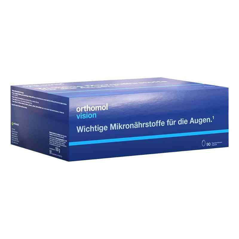 Orthomol Vision Kapseln  bei juvalis.de bestellen