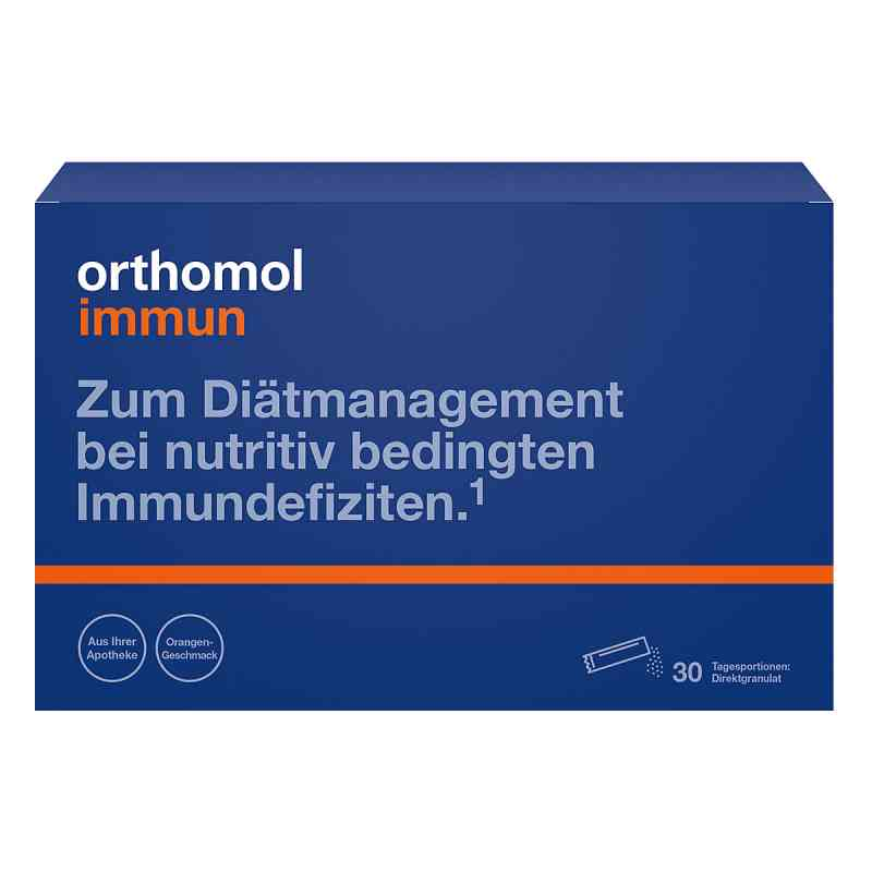Orthomol Immun Direktgranulat Orange  bei juvalis.de bestellen