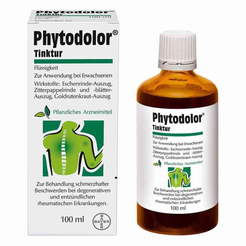 Phytodolor Tinktur  bei juvalis.de bestellen