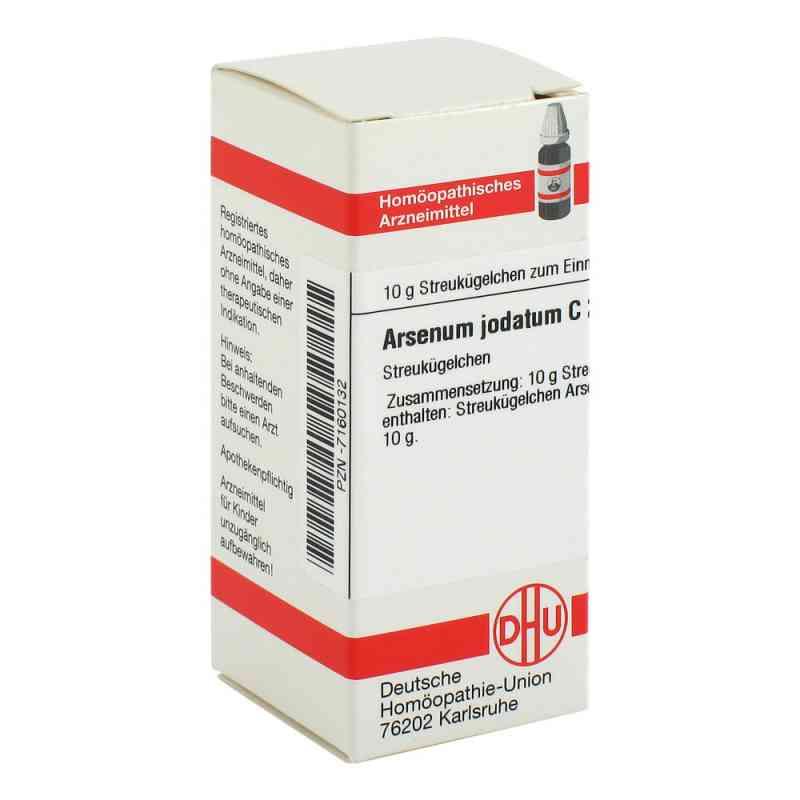 Arsenum Jodatum C 200 Globuli  bei juvalis.de bestellen