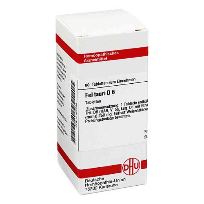 Fel Tauri D6 Tabletten  bei juvalis.de bestellen